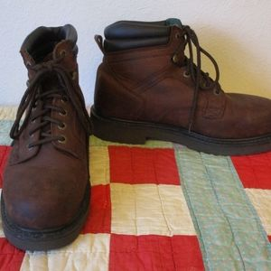 Wolverine Oil Resistant Work Boots #WO3150  10.5 M